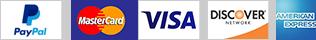 Paypal acceptance mark logo