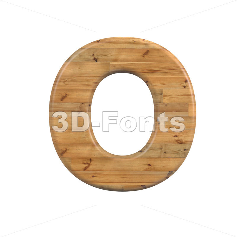 3d Upper-case letter O - Large 3d font - 3D Fonts Collections | Top Quality Letters, Numbers and Symbols !